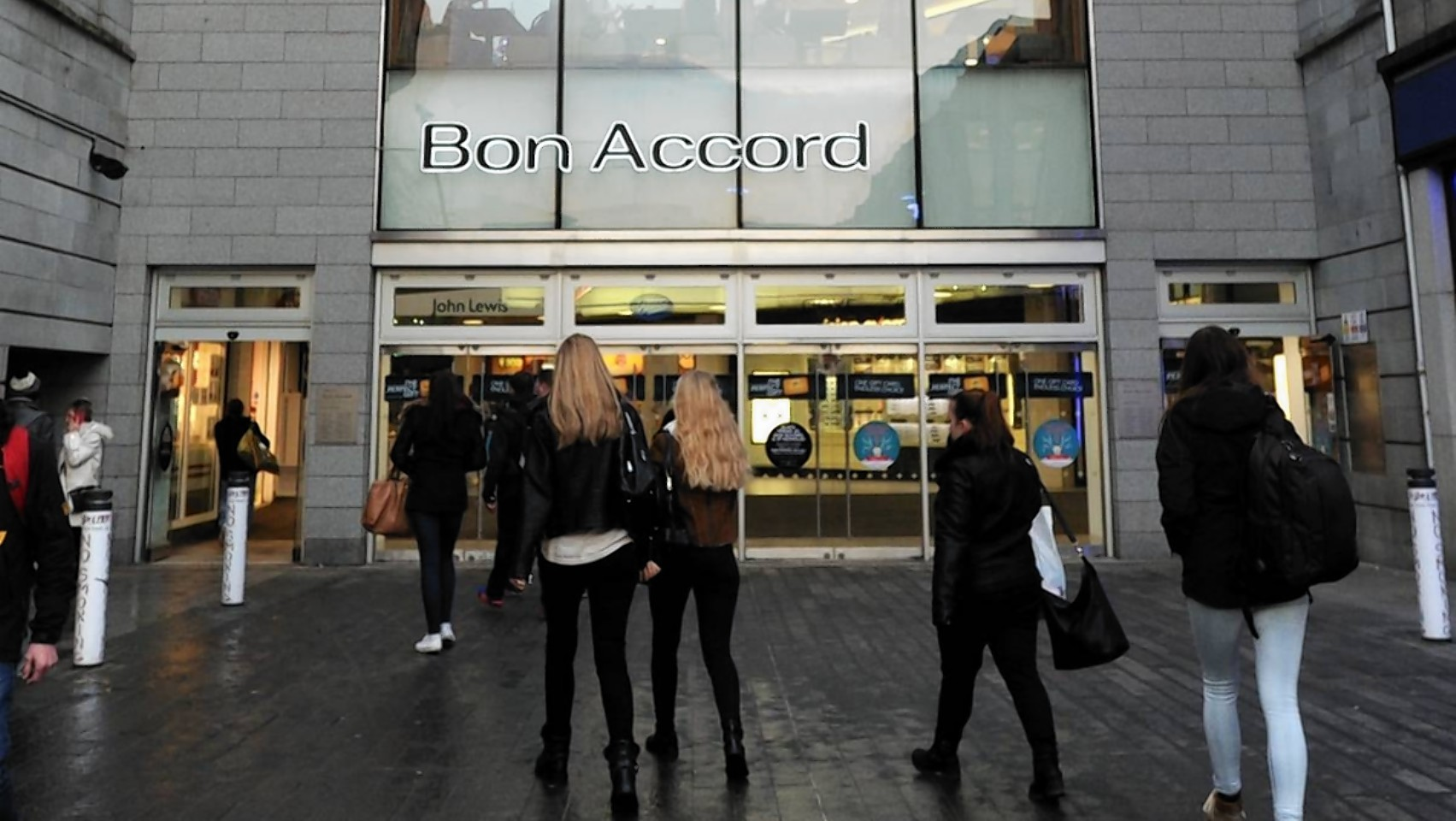 The car park at Bon Accord centre will undergo a £2 million revamp.