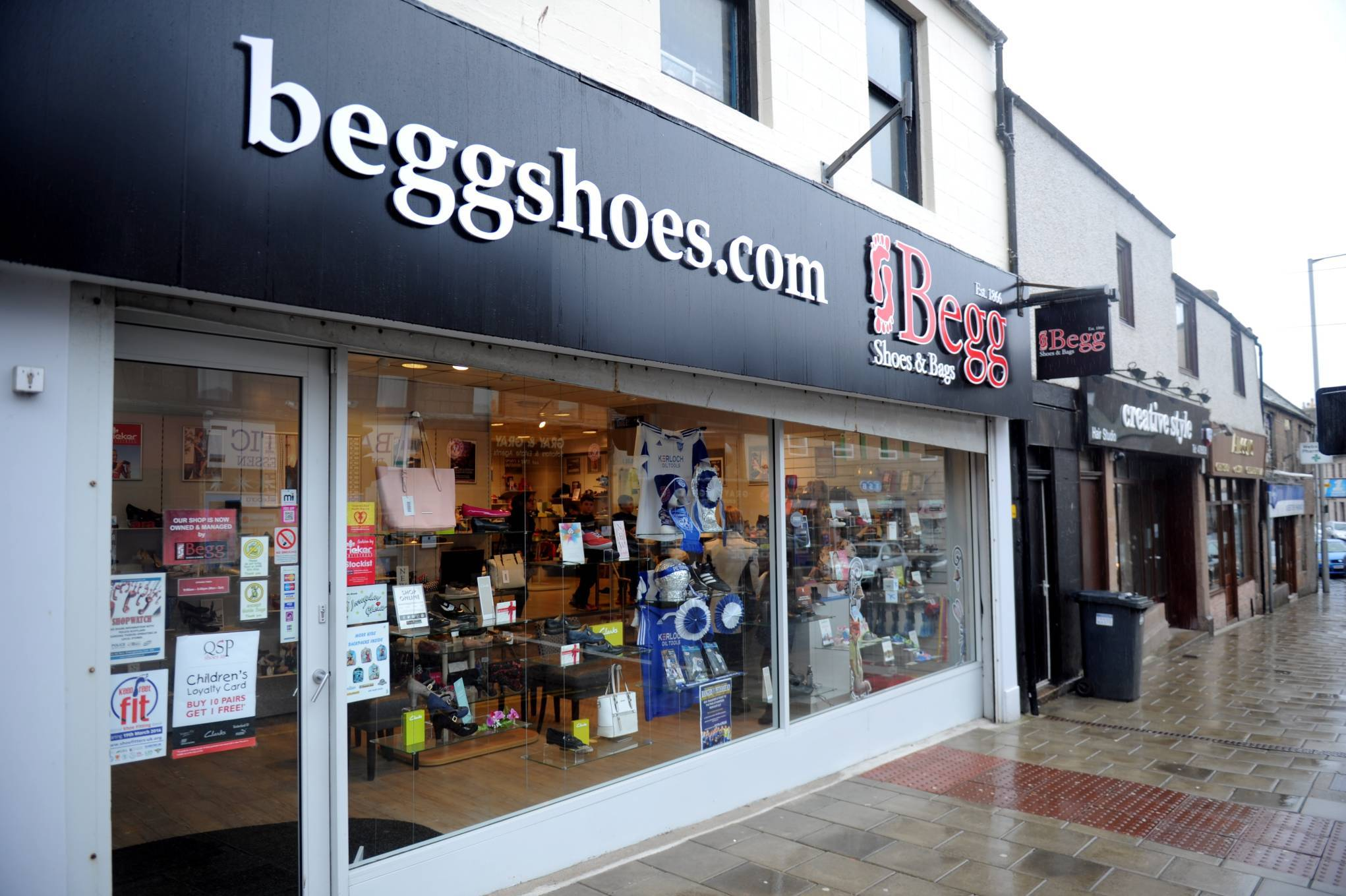 Beggs