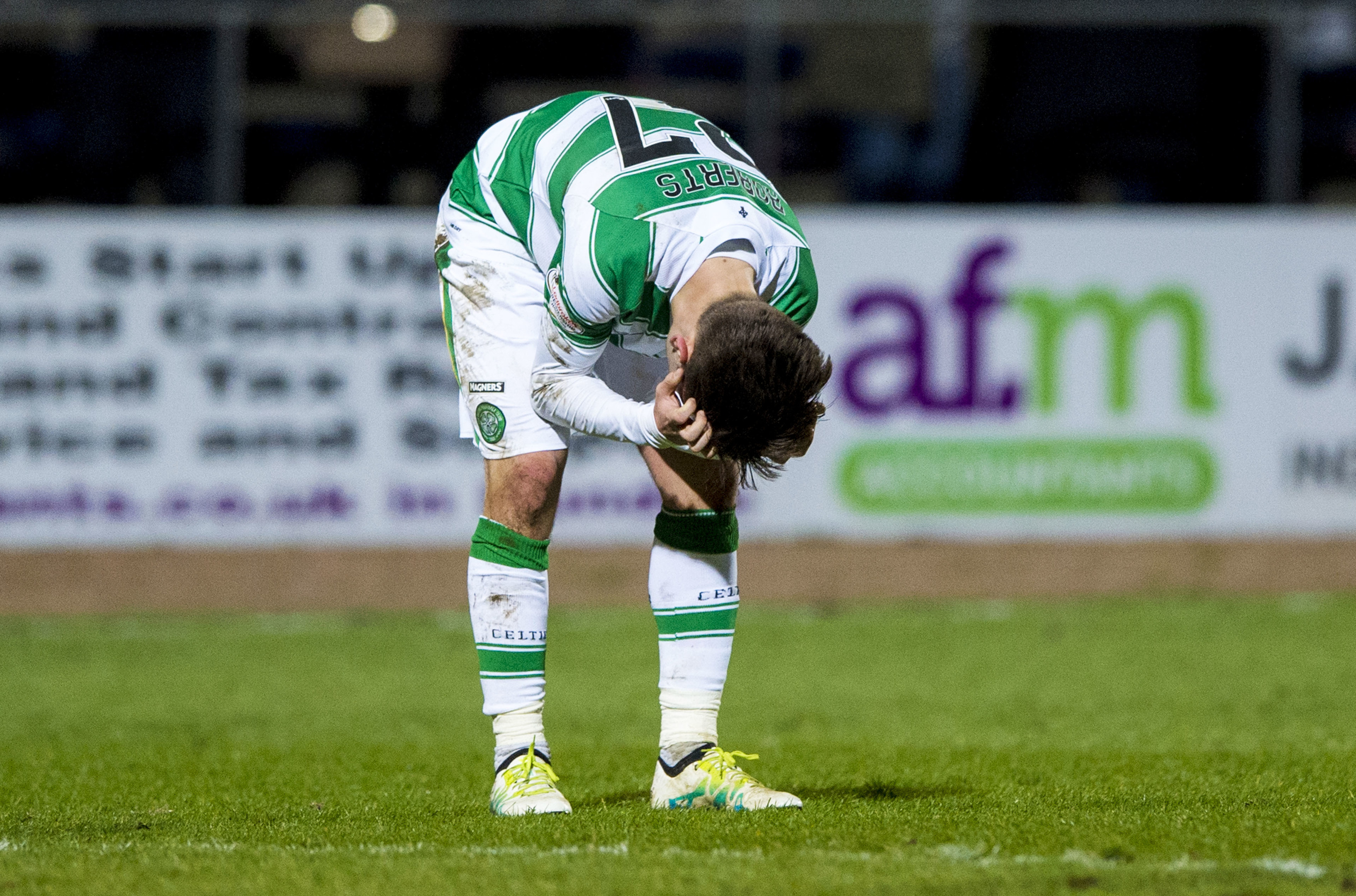 Celtic were left frustrated after being held by Dundee.