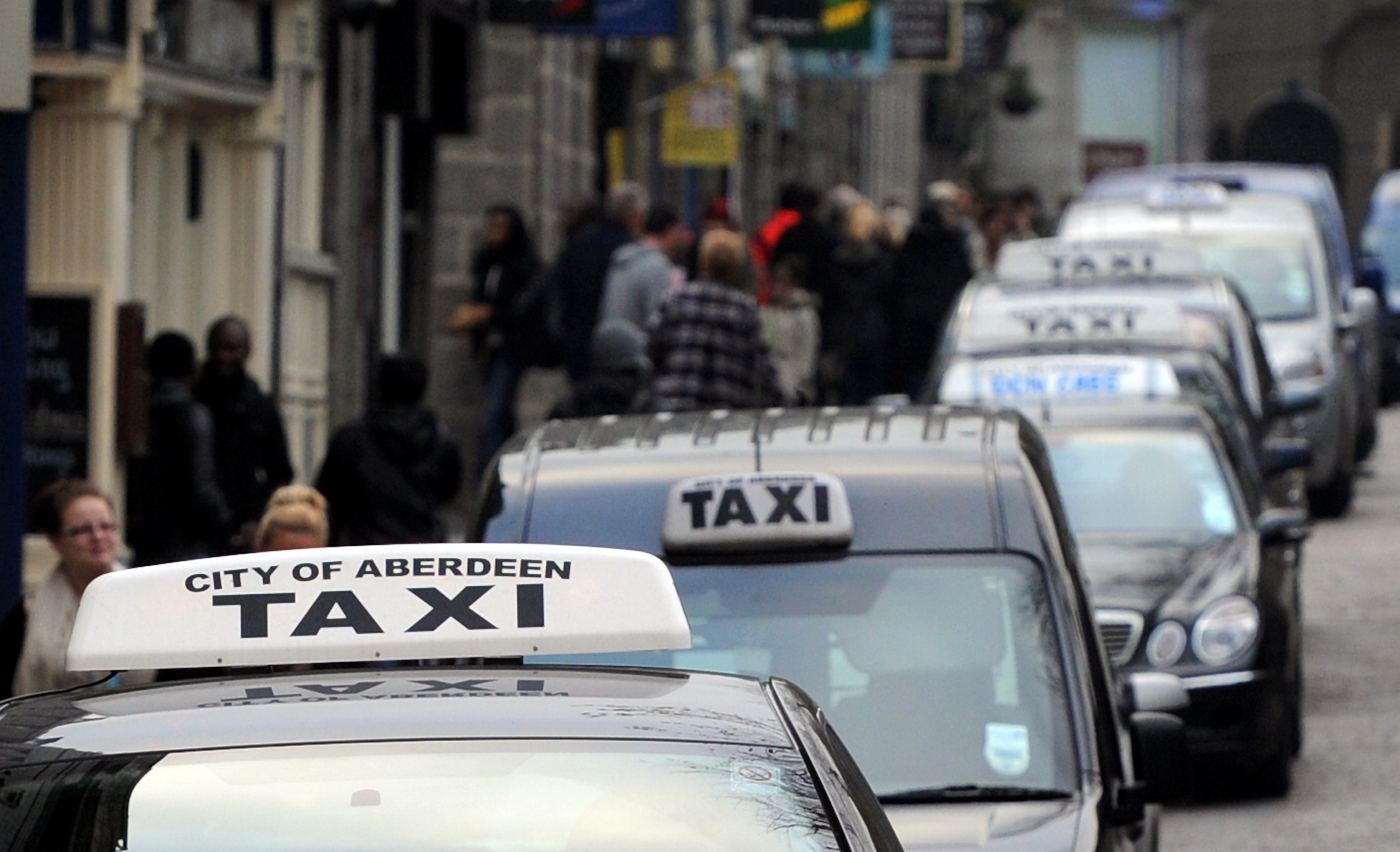 Aberdeen taxis could be in line for a shake up to help disabled people.