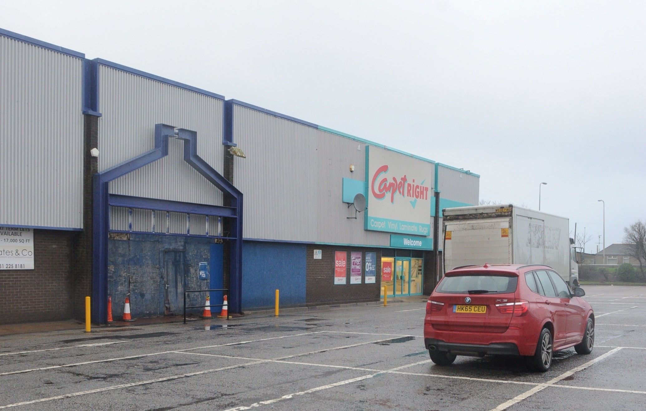 Plans will see the retail park get a makeover.