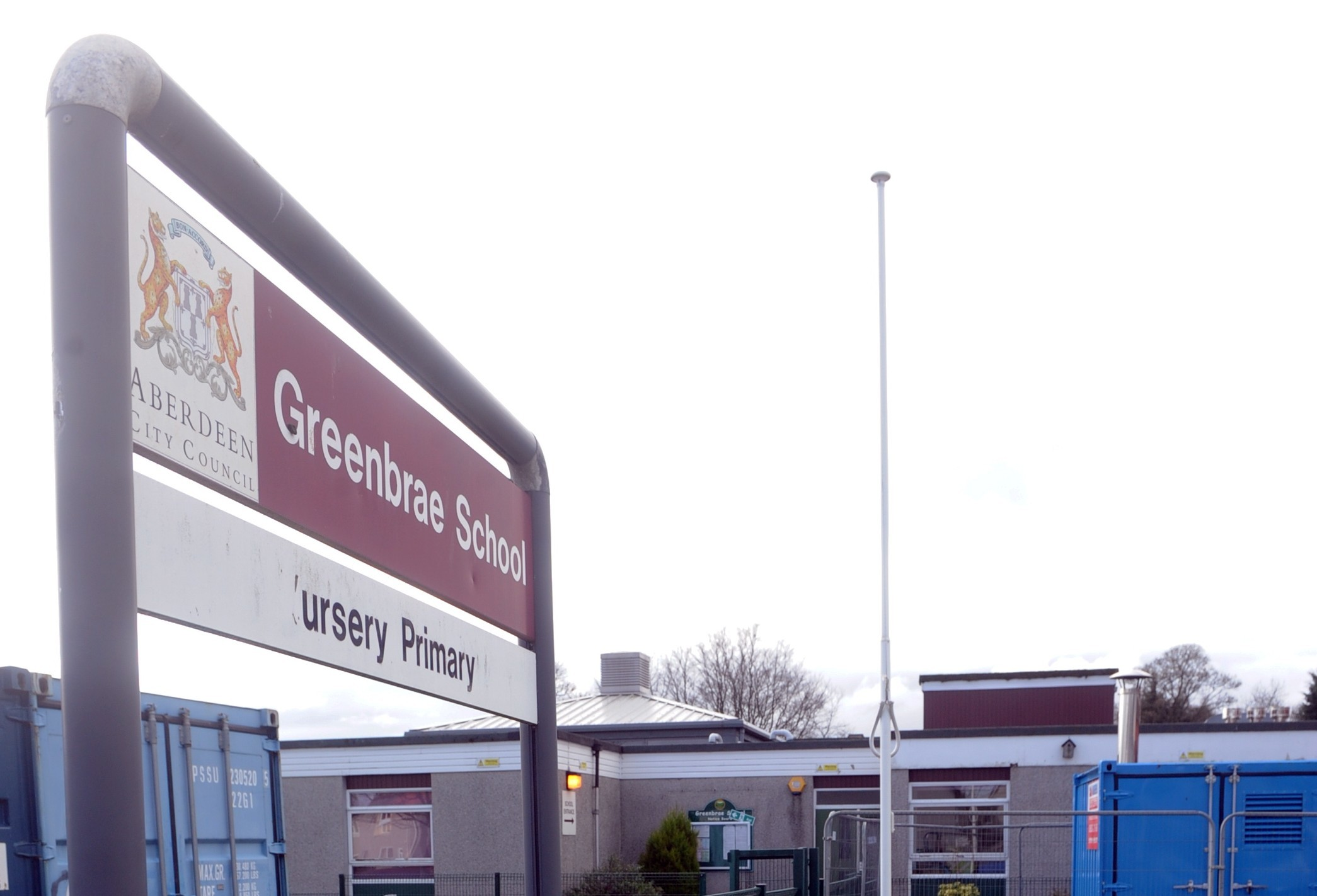 Police send out letters to residents after trouble at Greenbrae School.