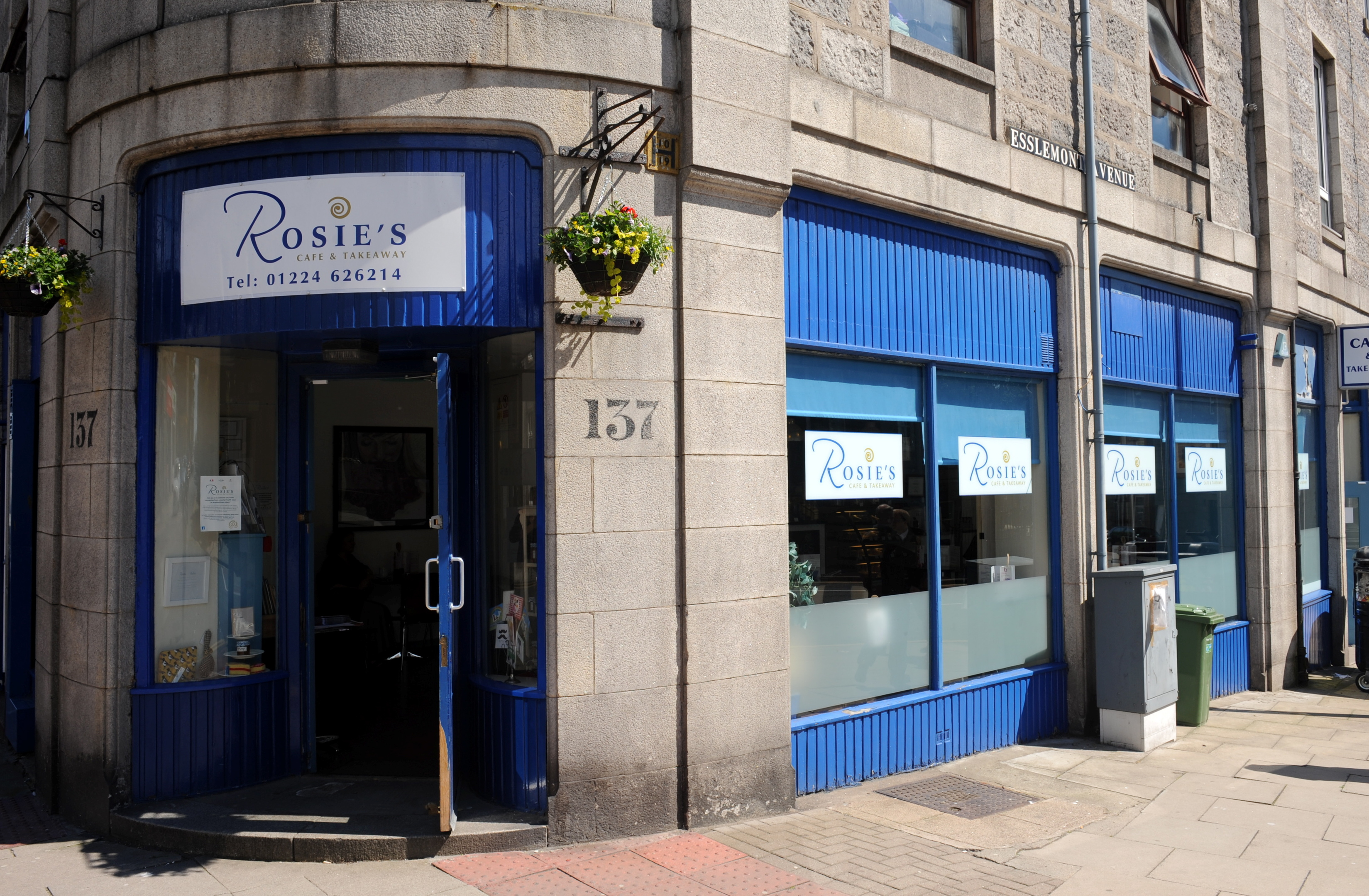 Rosie's is looking for volunteers to join its craft workshop. Pictured is its Rosemount premises.