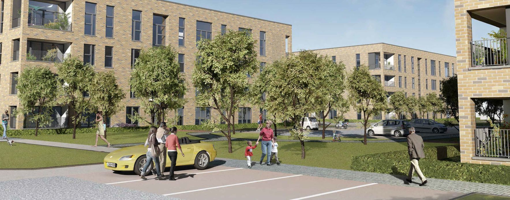 The plans are for the city's former Summerhill Academy site.