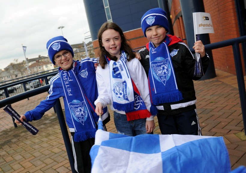 Petrofac Training Cup Final