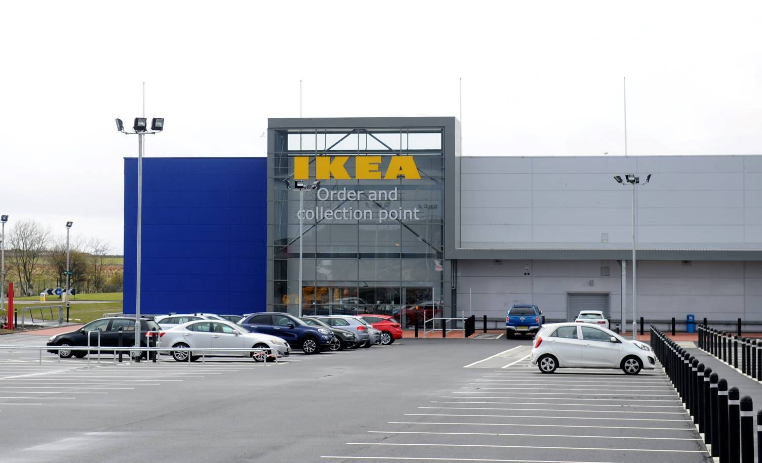 The new IKEA will form part of the Makro building at Wellington Circle.