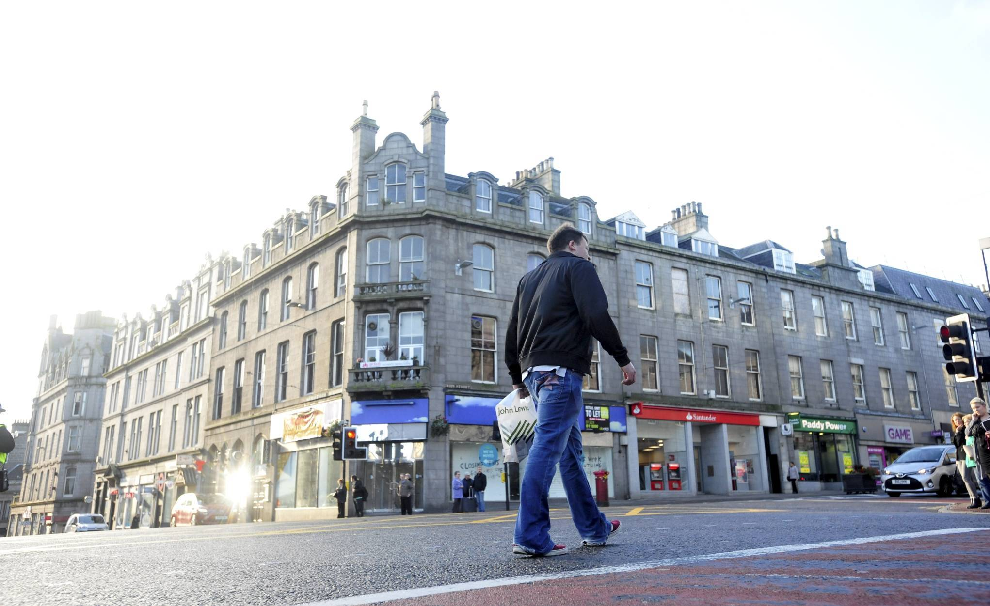 Aberdeen was named the second cleanest city in the UK.
