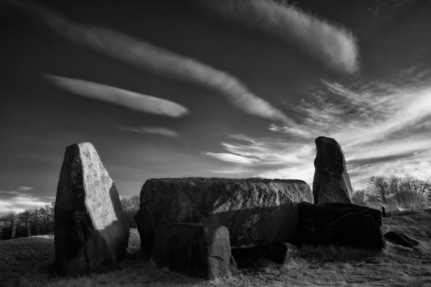 Easter Aquhorthies Stone Circle. Picture by Jason Friend