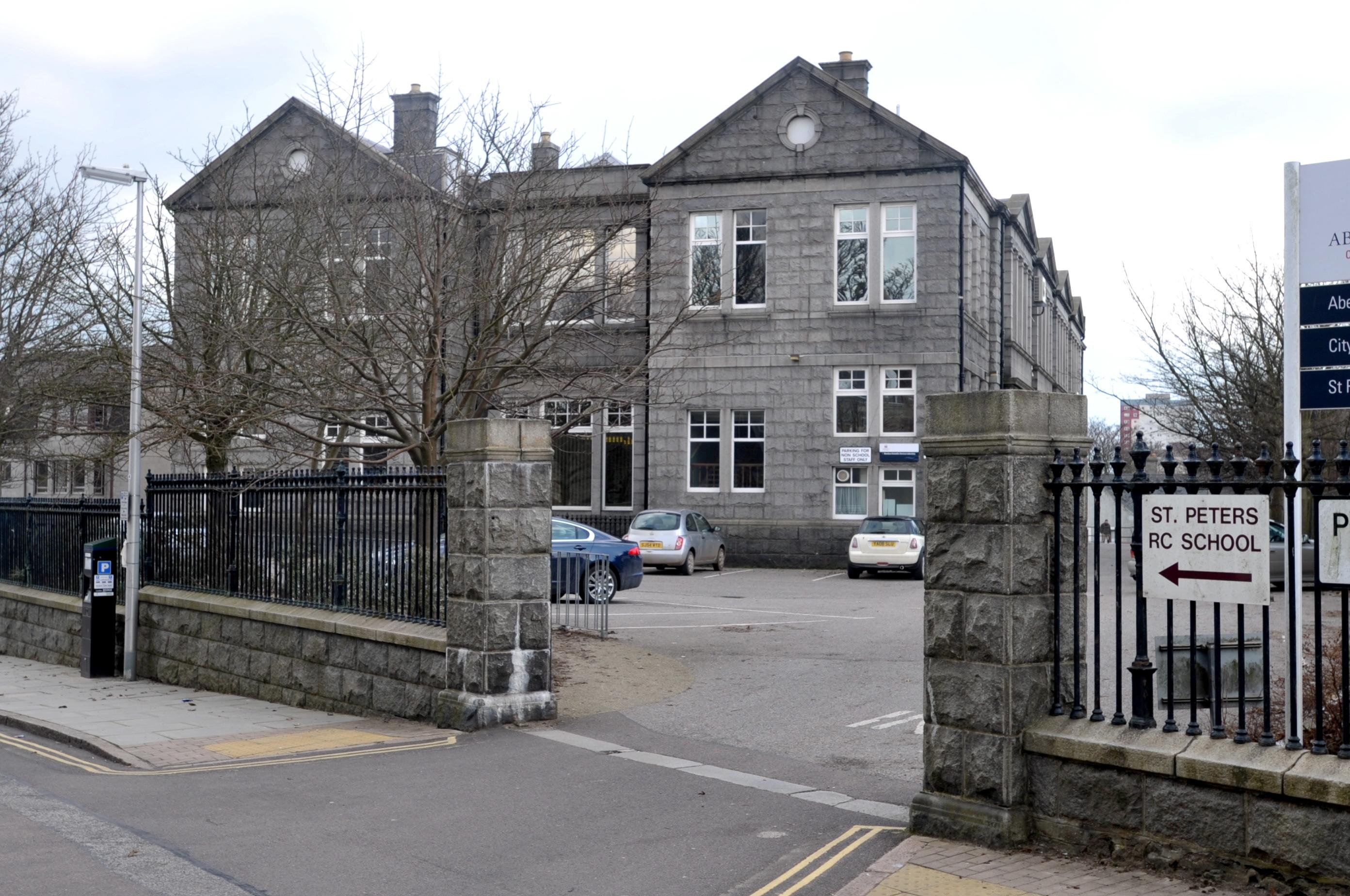 St Peter's RC Primary School