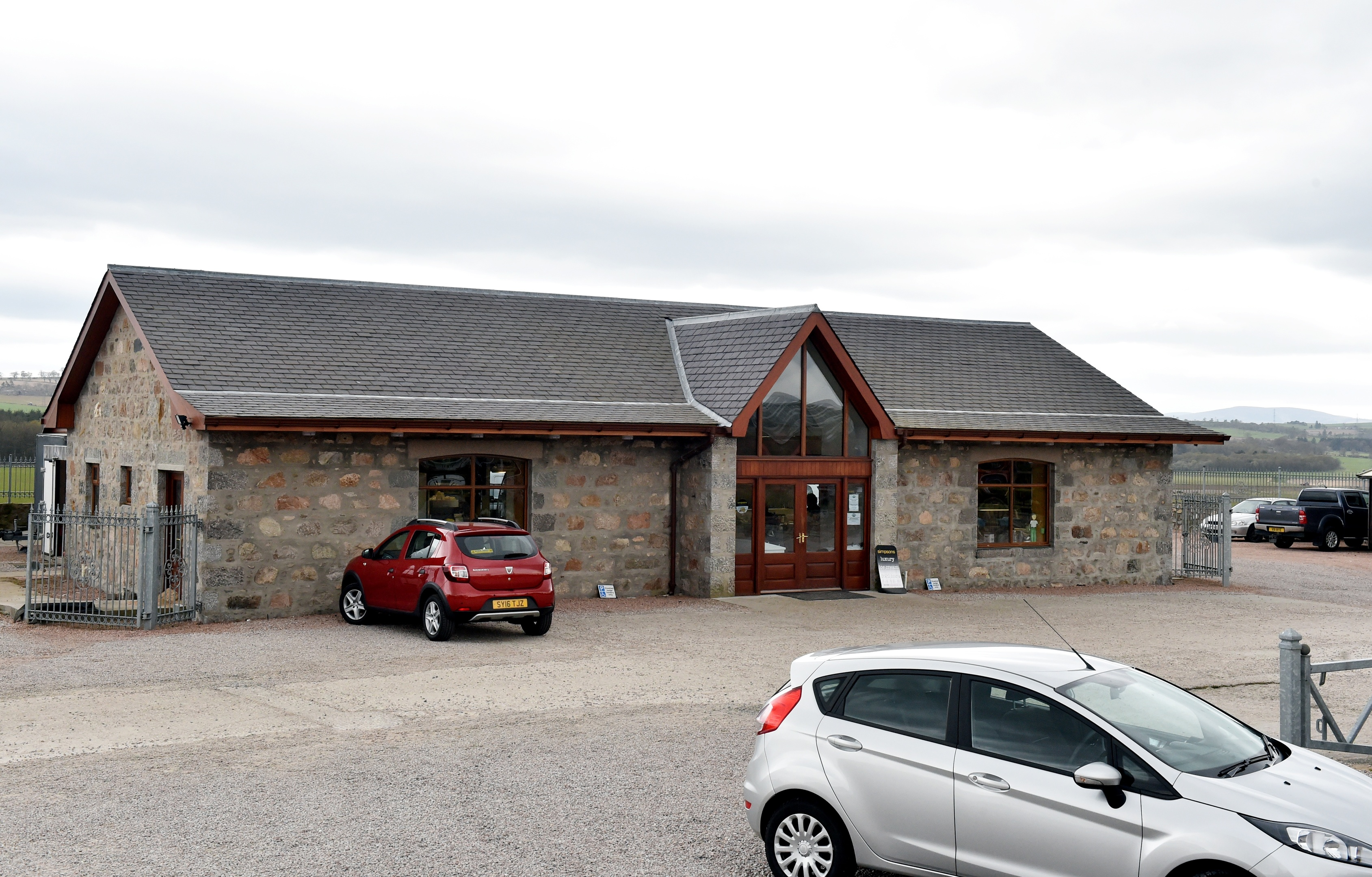 Marshall's Farm Shop near Kintore is to be extended with a bigger cafe included in plans.