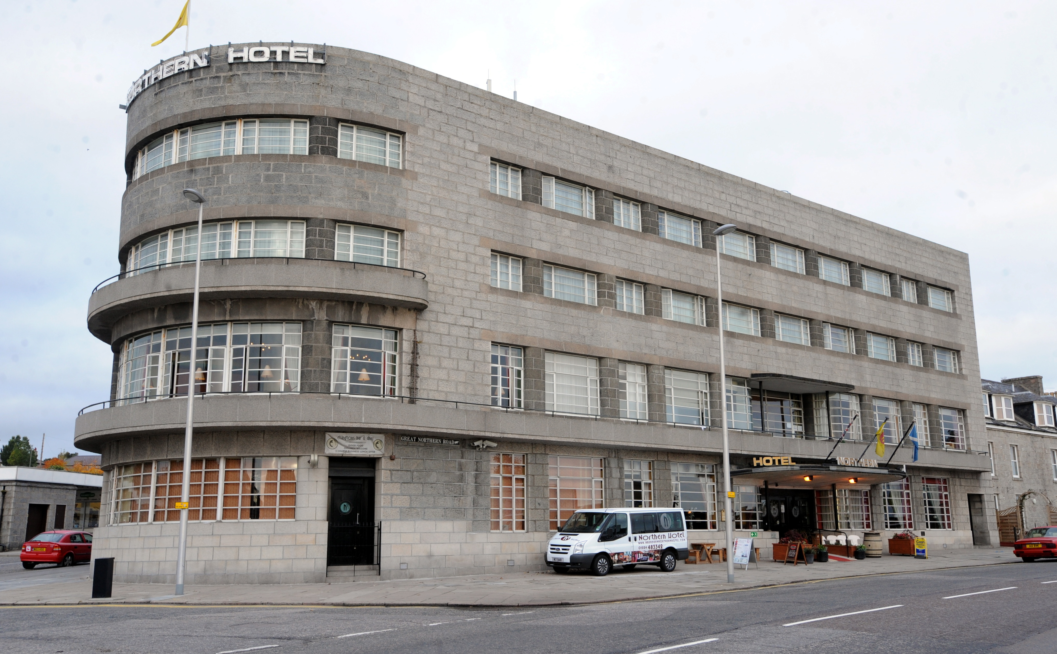 The Northern Hotel submitted the plans.