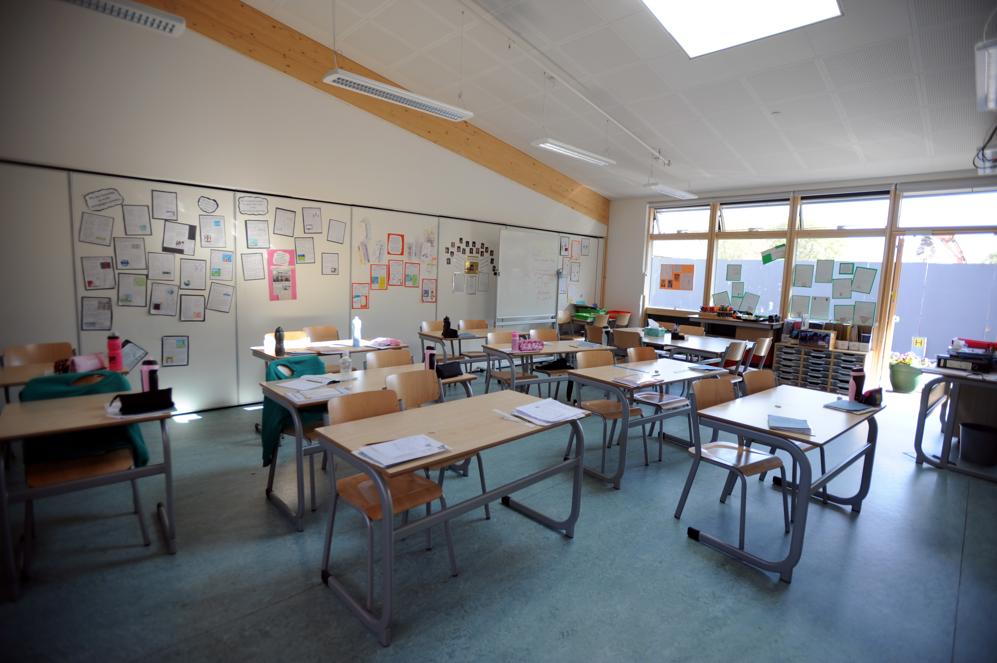 The move comes as Airyhall Primary School is now full to capacity.