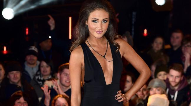 Megan McKenna is to appear at an Aberdeen nightclub.