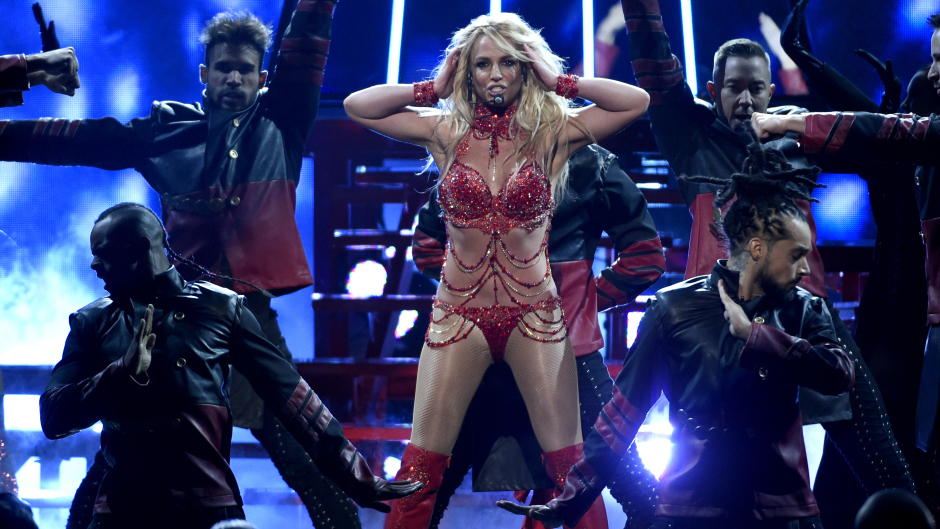 Britney Spears has announced a UK tour