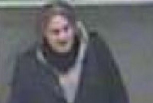 CCTV footage shows the man before he was last seen near the River Dee.