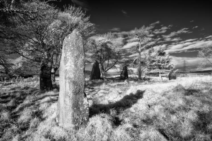 Sunhoney Stone Circle. Pictures by Jason Friend