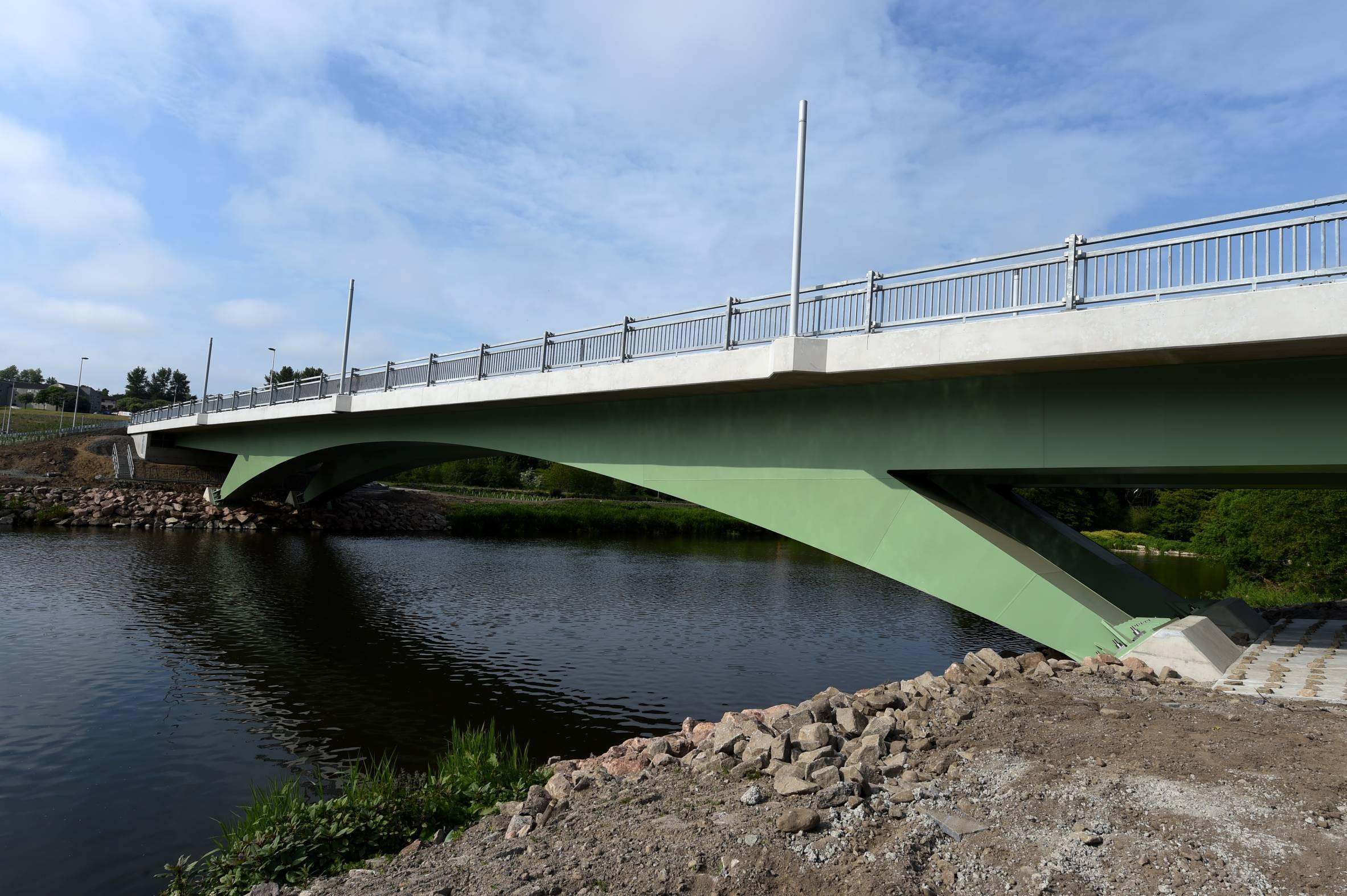 The Third Don Crossing will open today