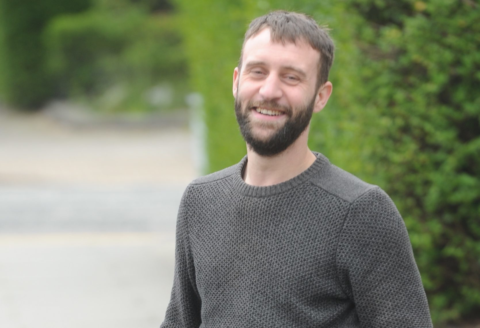 Craig Annison  needs to raise around £35,000 for treatment.