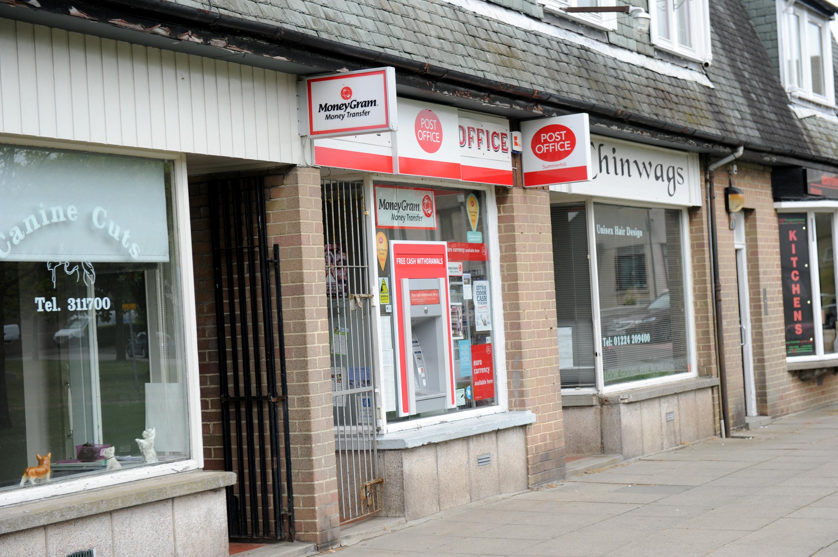 Summerhill Post Office.
