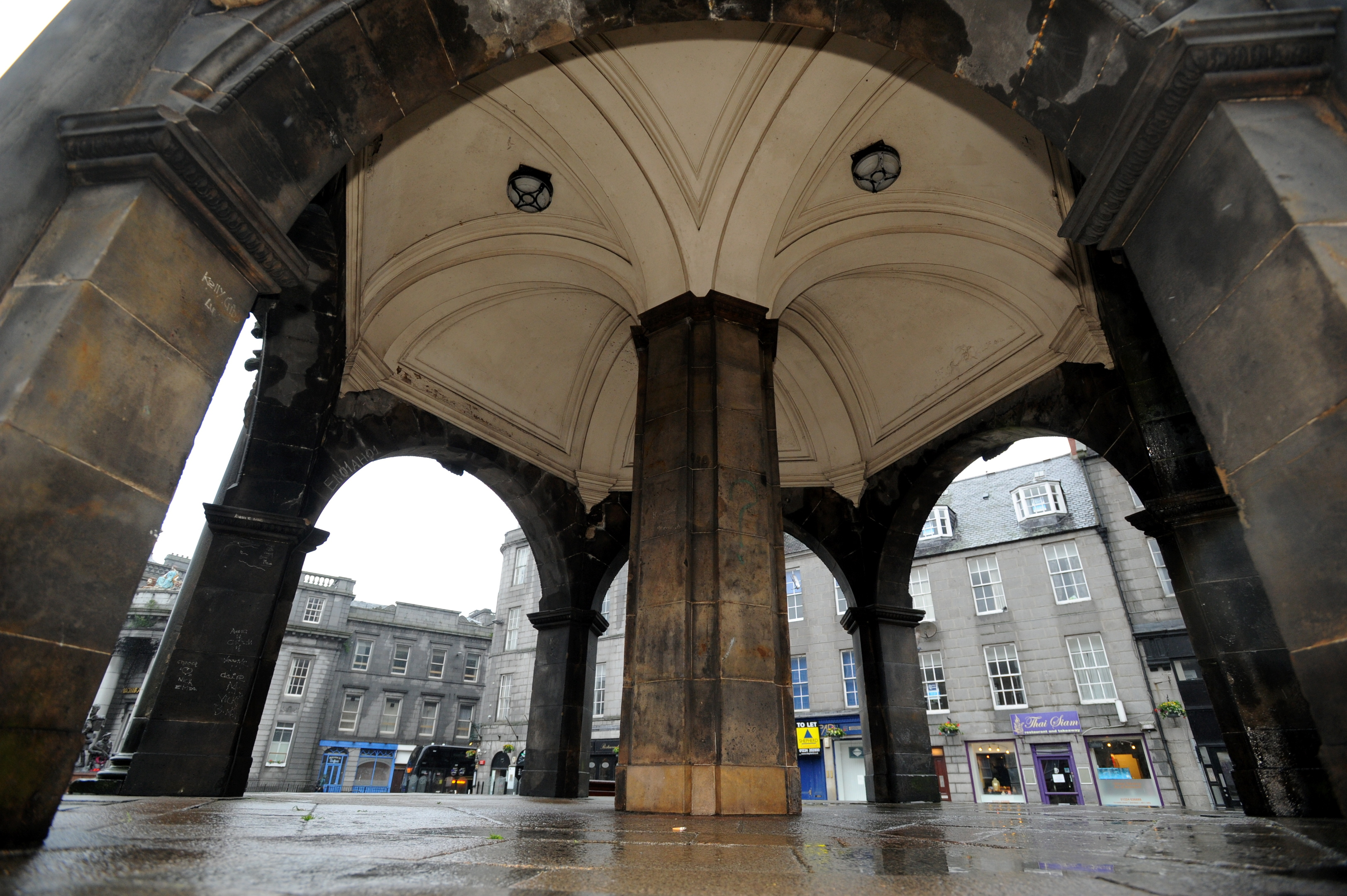 The Mercat Cross