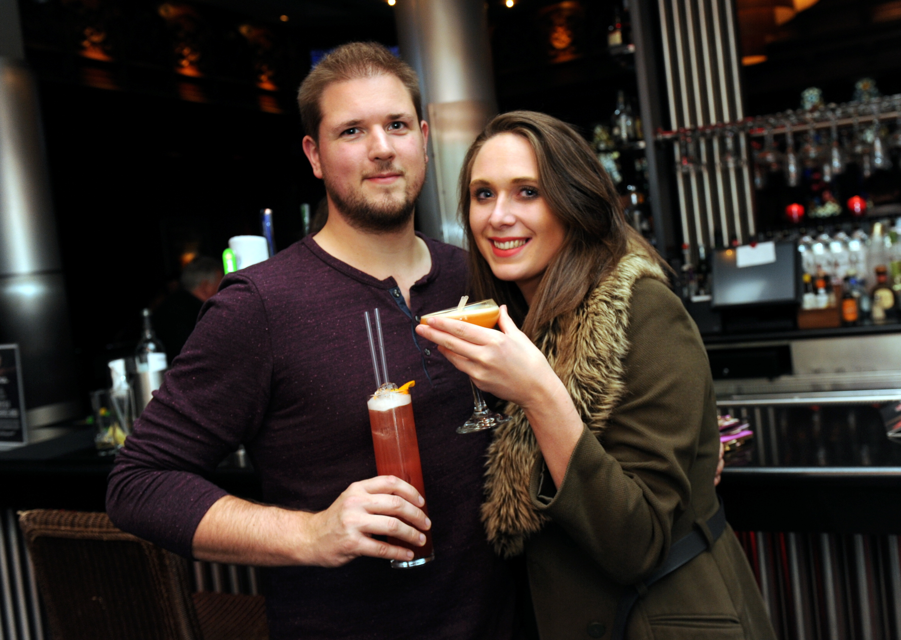 Soul Bar: Andrew Stephen and Vikki Henderson