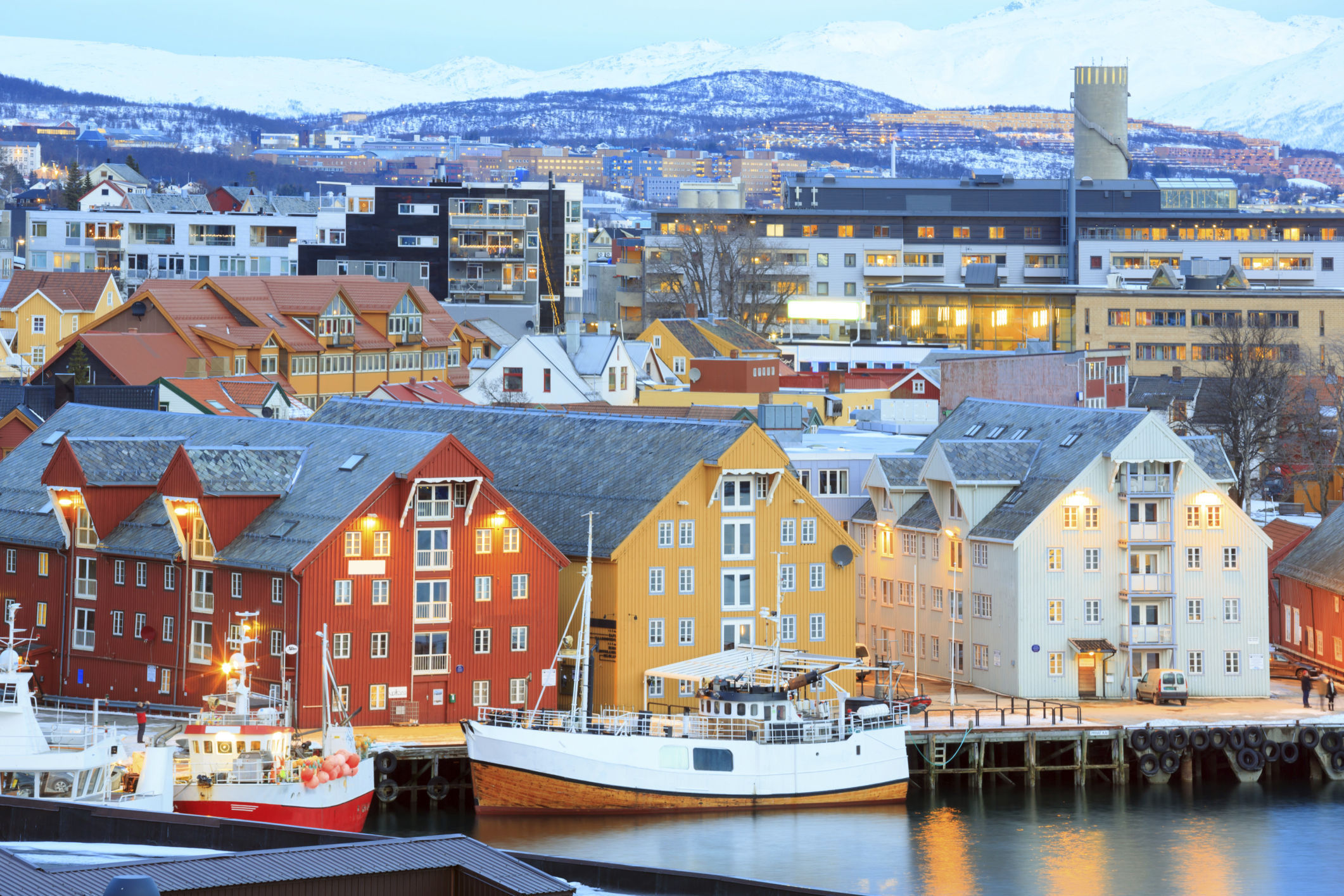 Norway, although not a member of the EU, has  EU trade agreements.