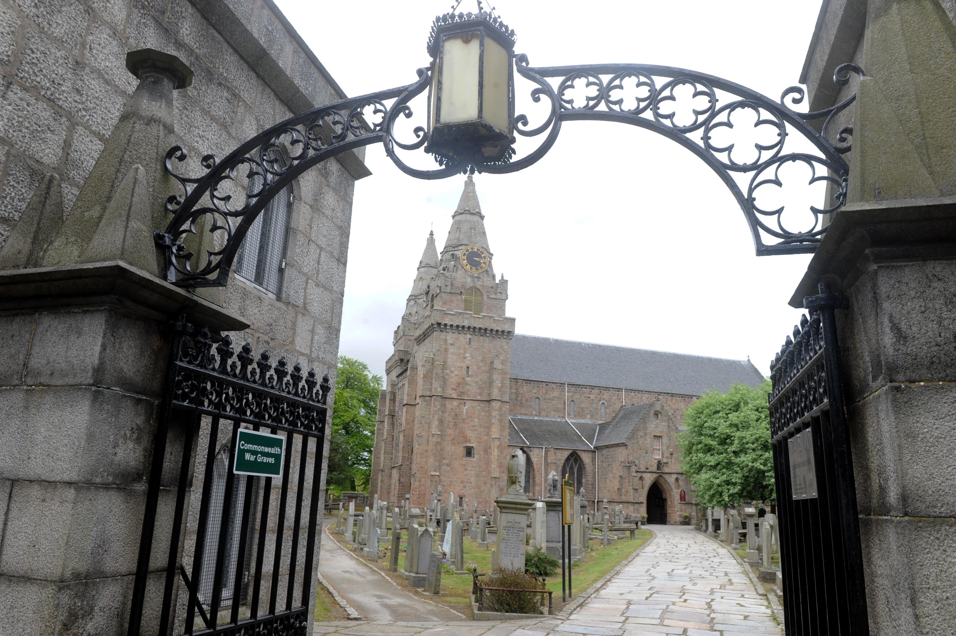 St Machar's Cathedral in Aberdeen