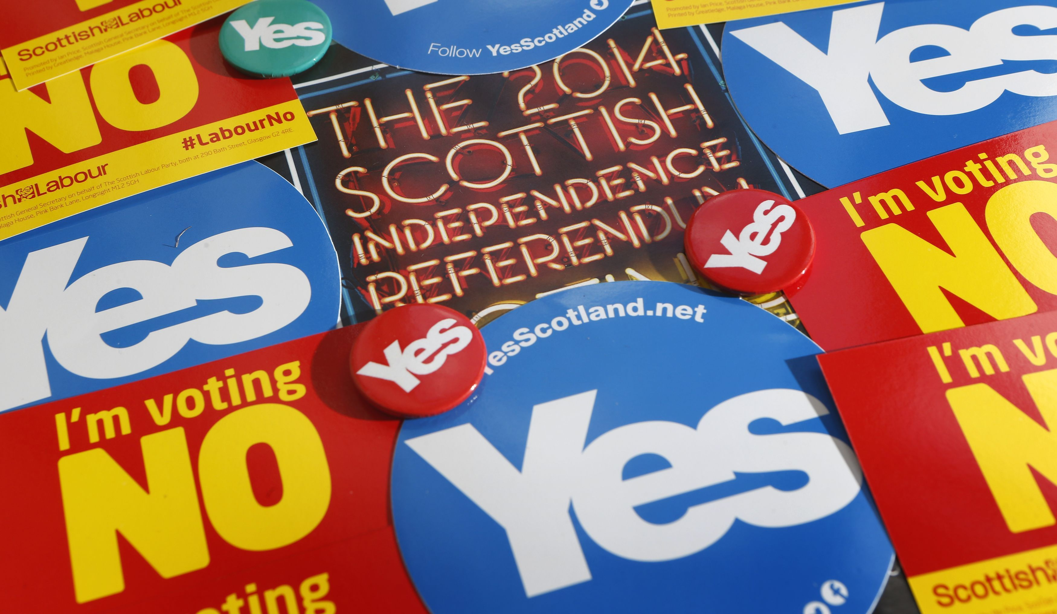 A majority of Scots voted to remain in the EU and now a second independence referendum may be on the cards.