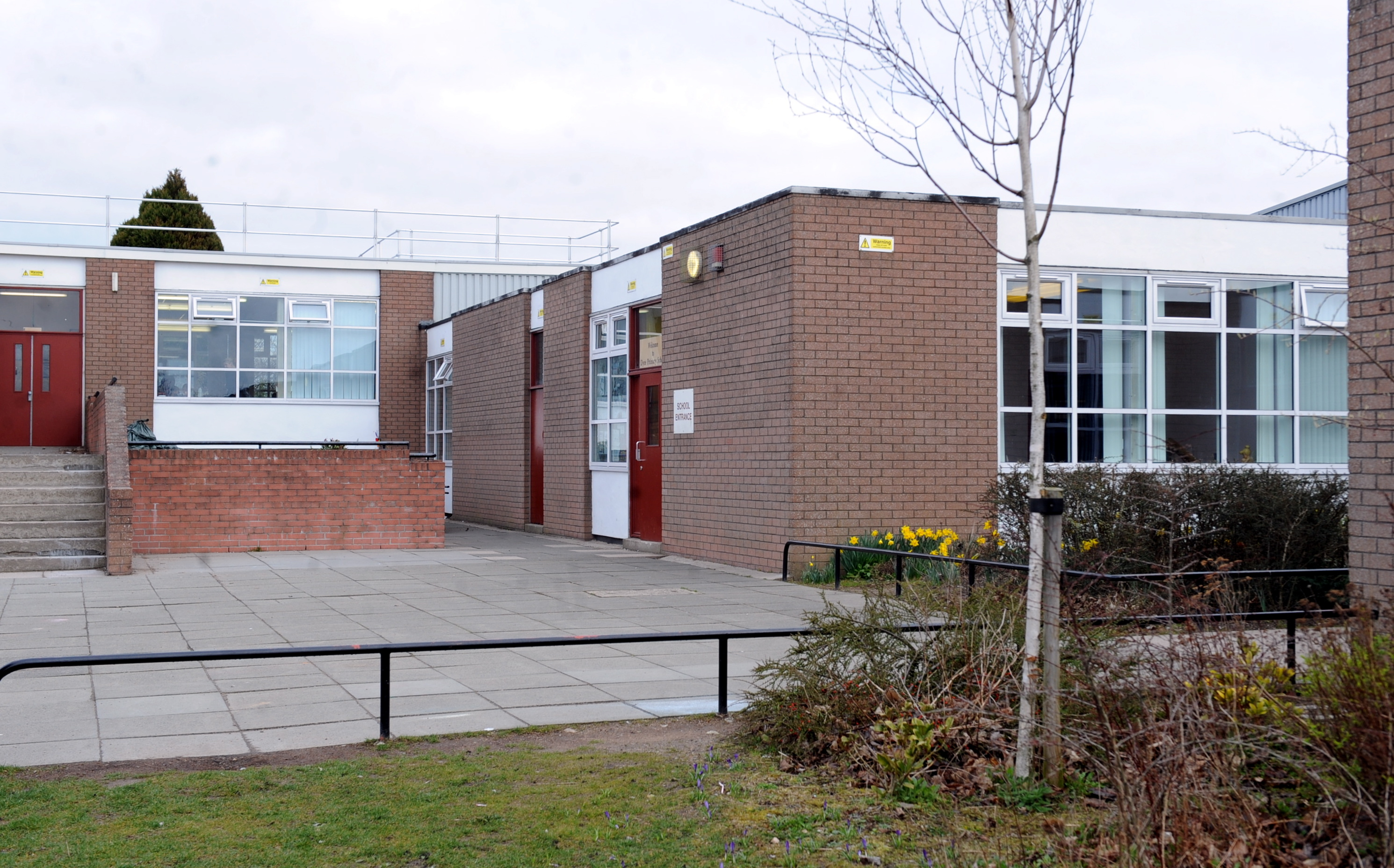 Safety:  A more secure fence is to be installed at Dyce Primary.
