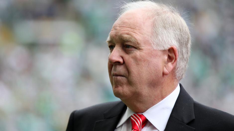 Former Aberdeen and Scotland boss Craig Brown.