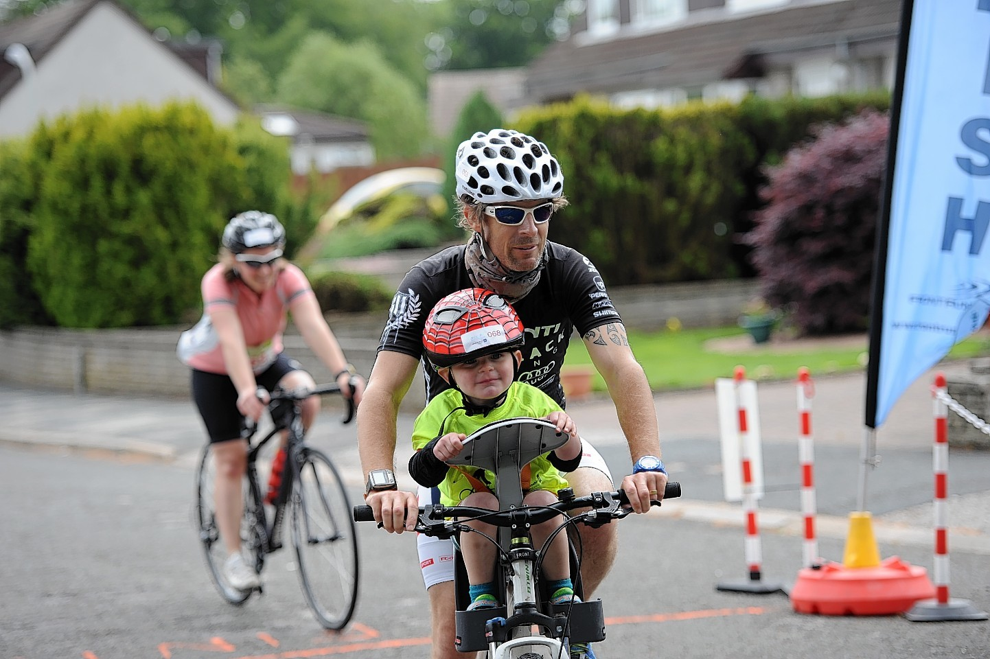 The Great Inverurie Bike Ride will take place later this month