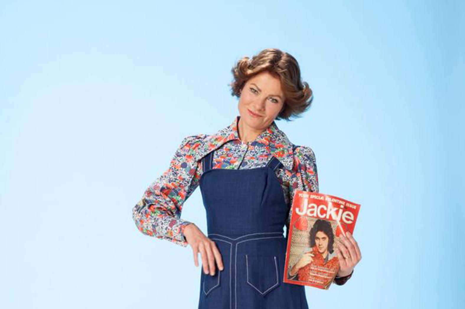 Janet Dibley as Jackie