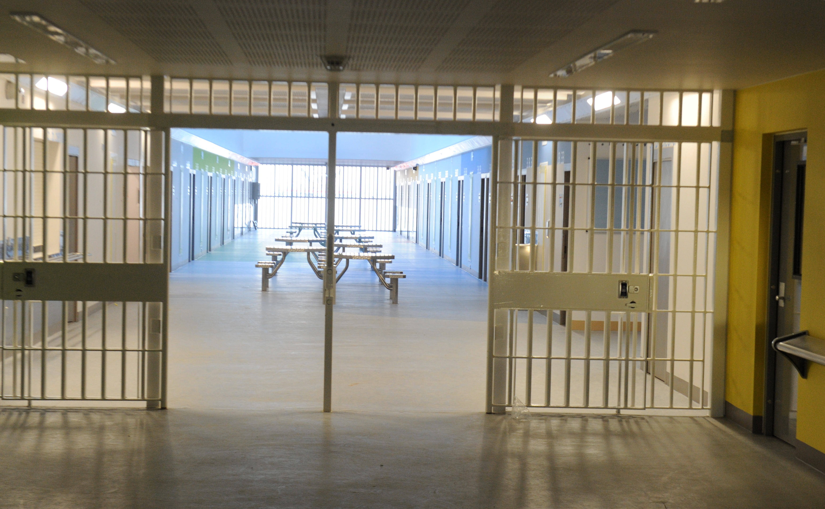 A wide range of items have been used to attack members of staff at prisons in the N-east.