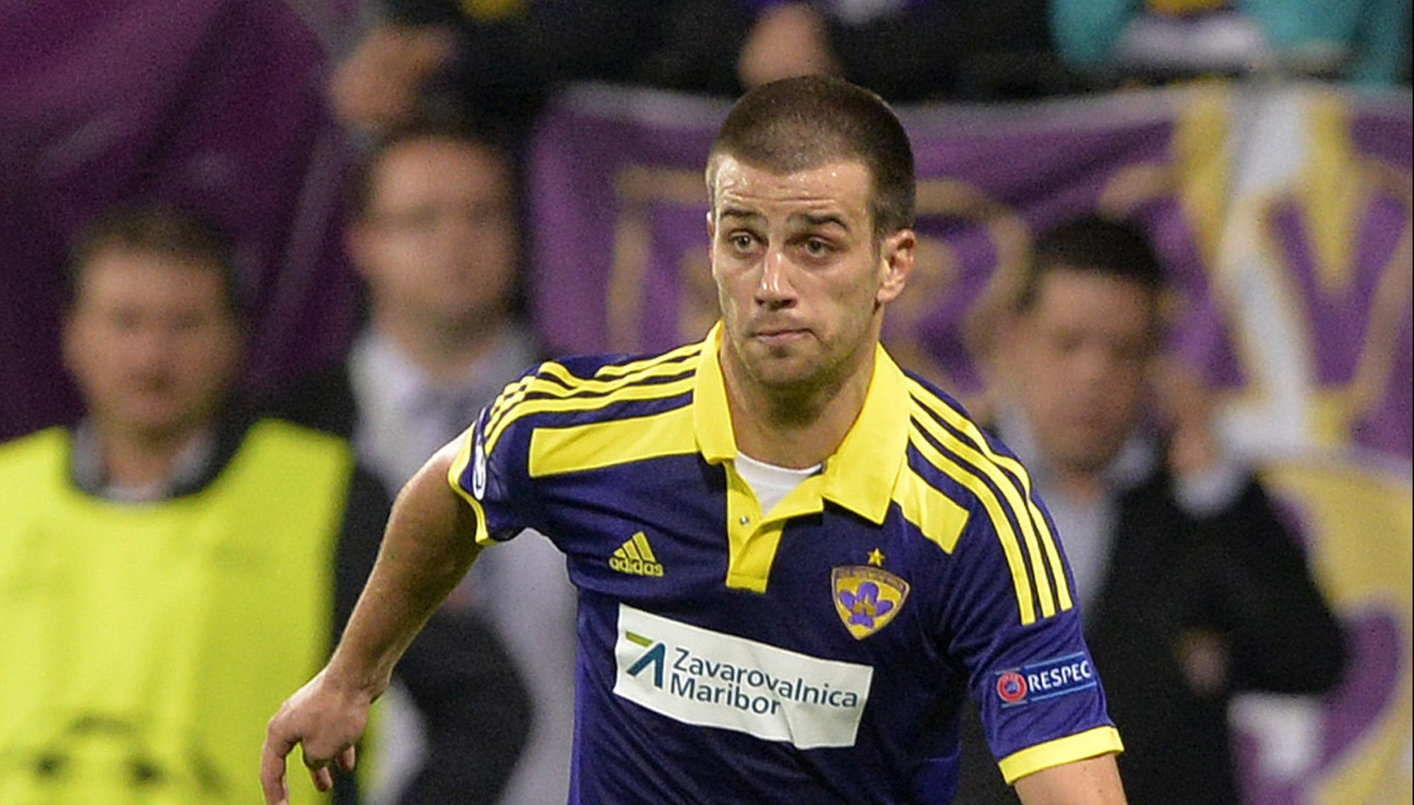 MK Maribor defender Mitja Viler feels they are favourites.