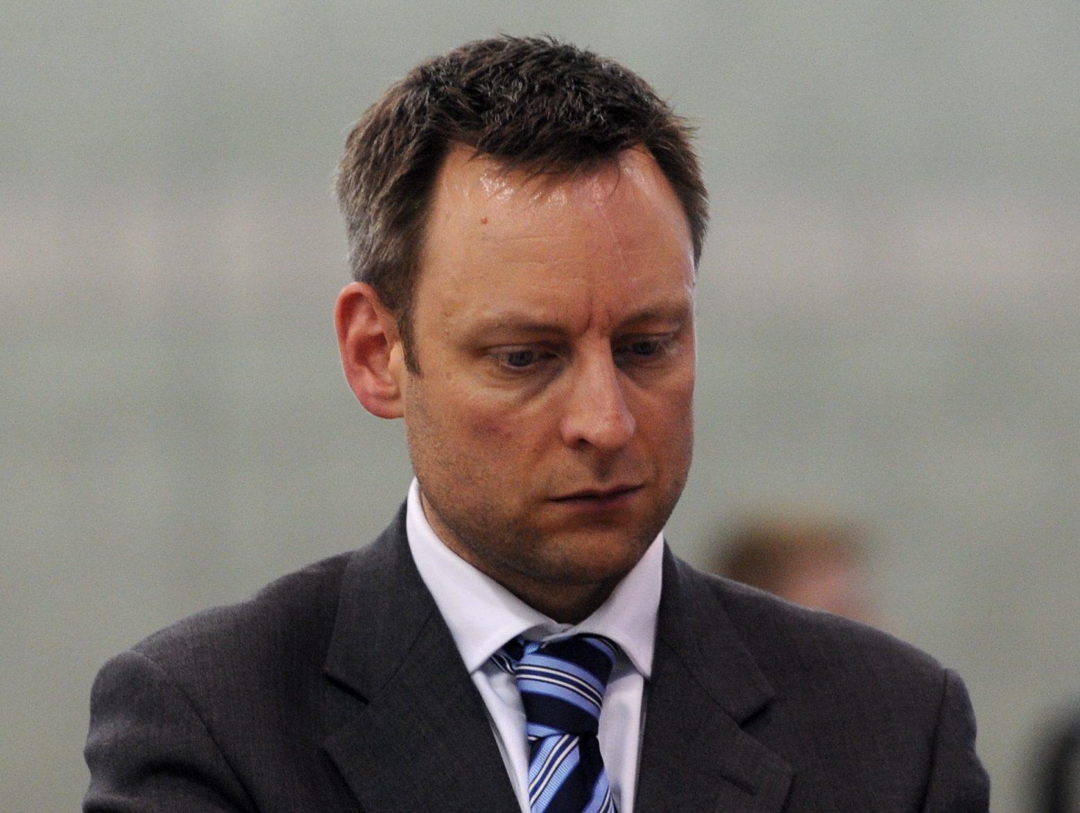 MSP Liam Kerr.