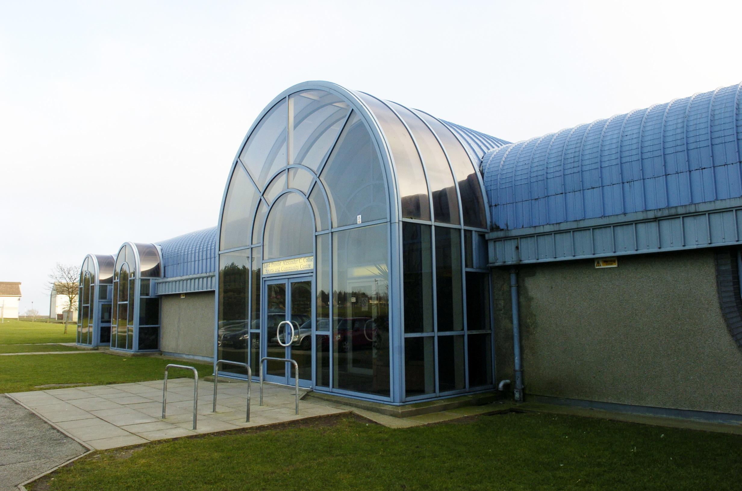 The Alex Collie Sports Centre