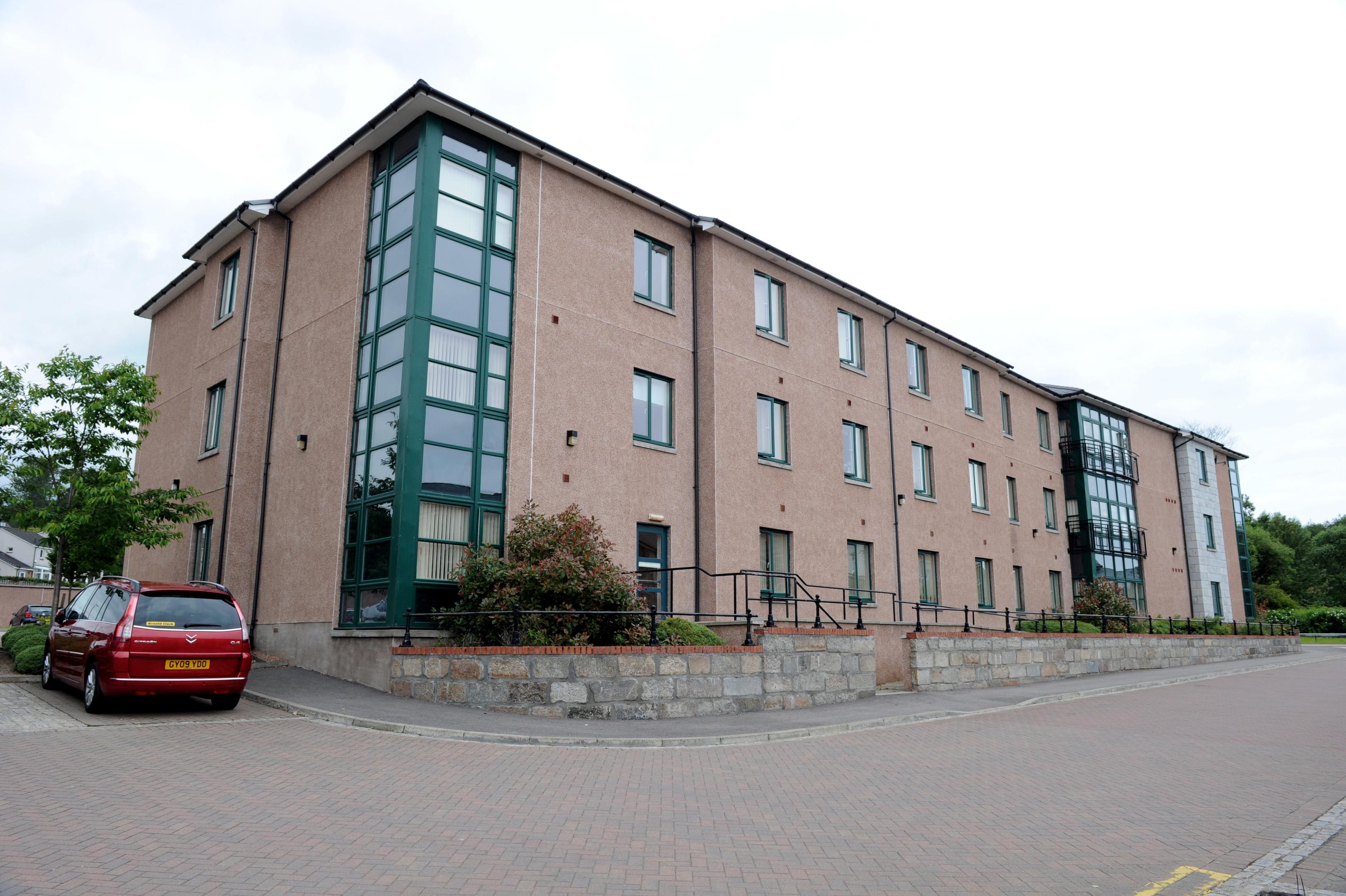 Grandholm Care Home in Bridge of Don, Aberdeen.