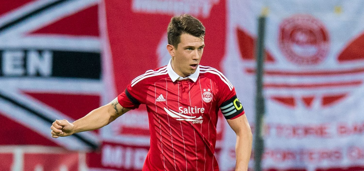 Ryan Jack is closing on a return for the Reds.