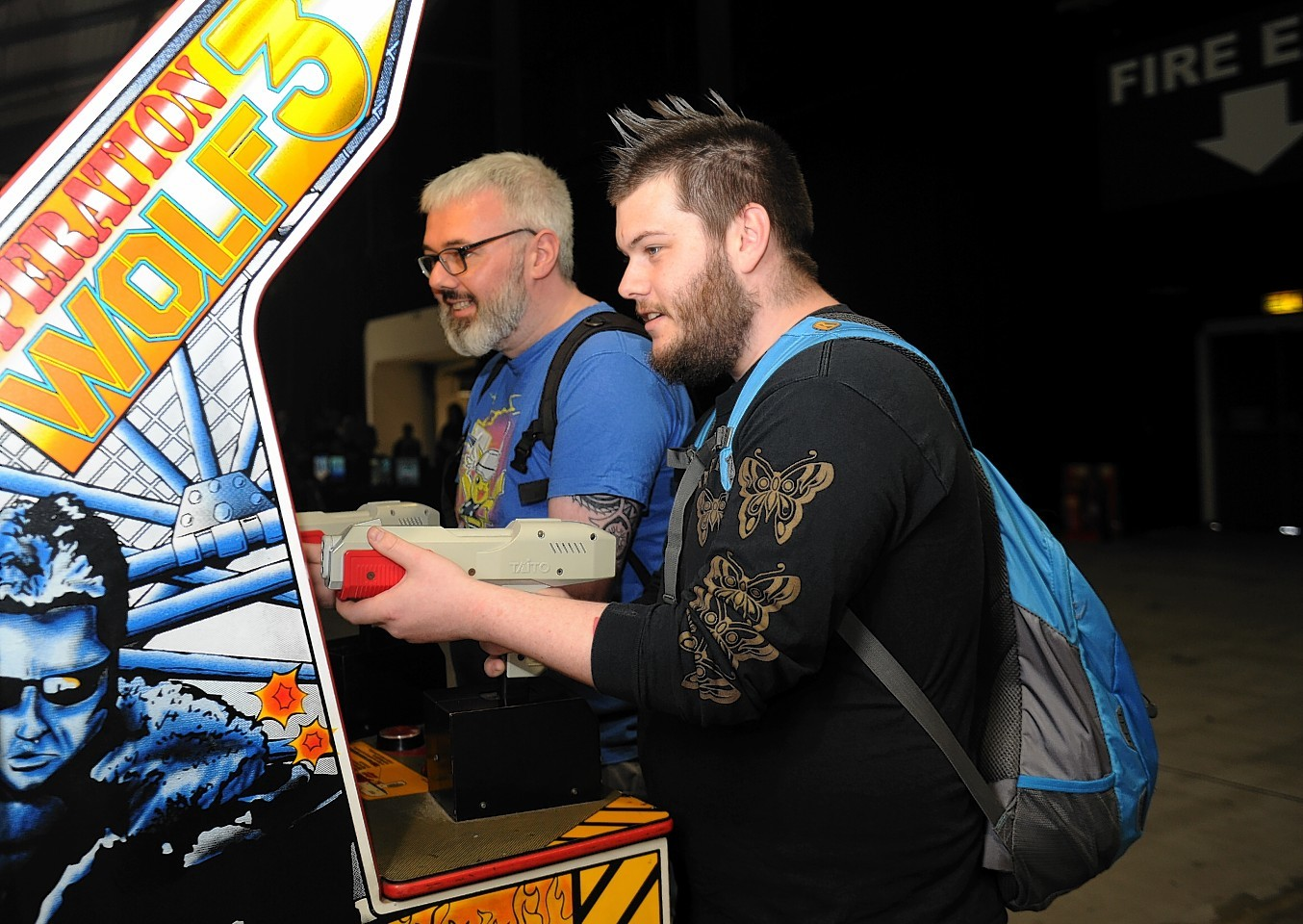 Thousands of people visited Aberdeen's first gaming convention last weekend.