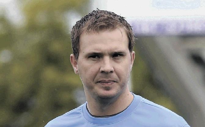 Darren Mackie.