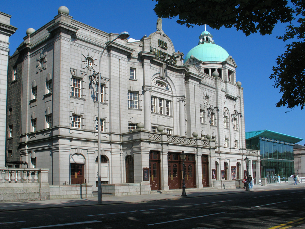 Venue:  Aberdeen Performing Arts wants to appoint two new board directors to help shape projects at His Majesty's Theatre and the Music Hall.