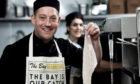 Calum Richardson of the Bay Fish & Chip Shop.