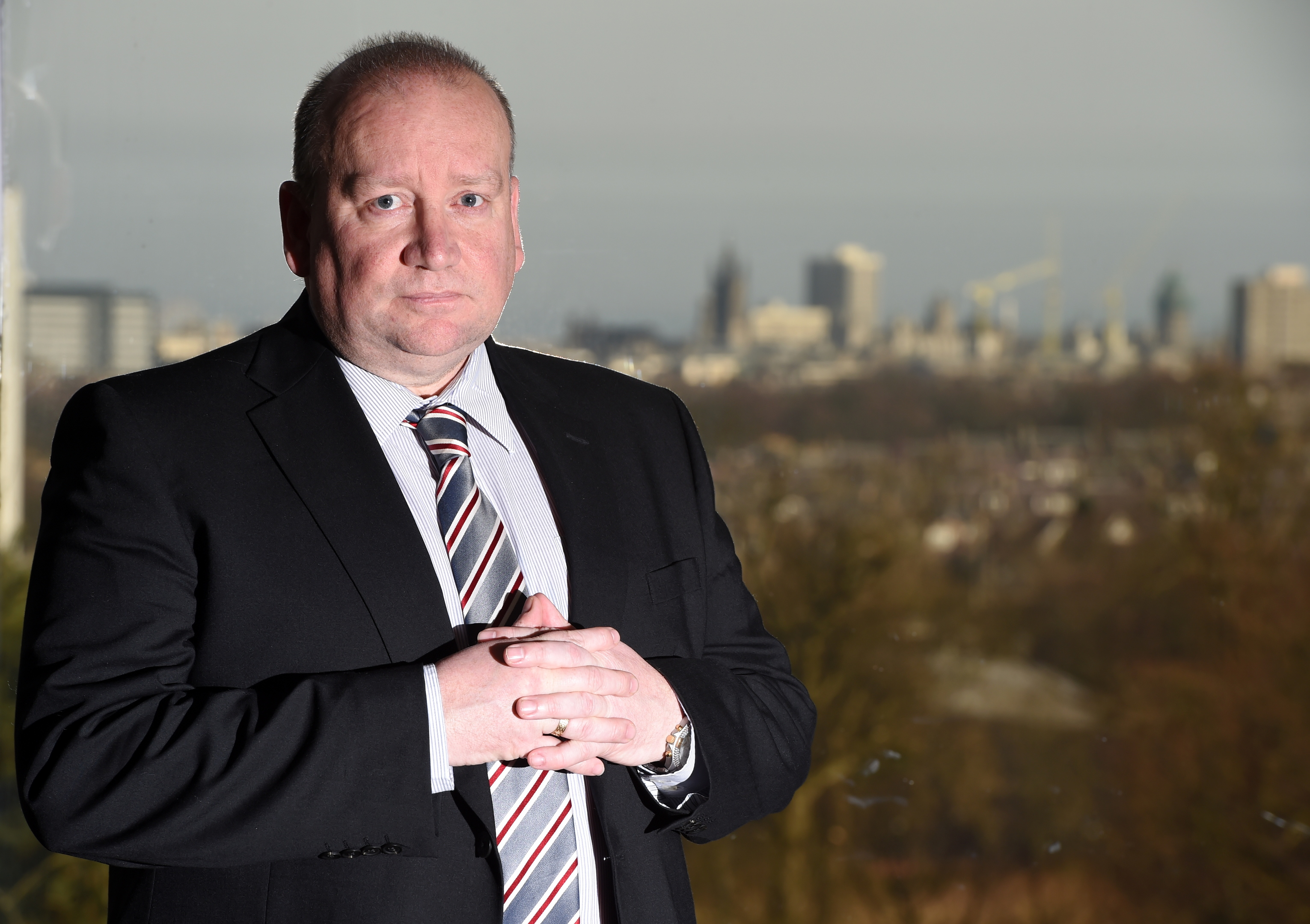 Craig Innes, head of procurement at Aberdeen City Council, wants the deal to go ahead.
