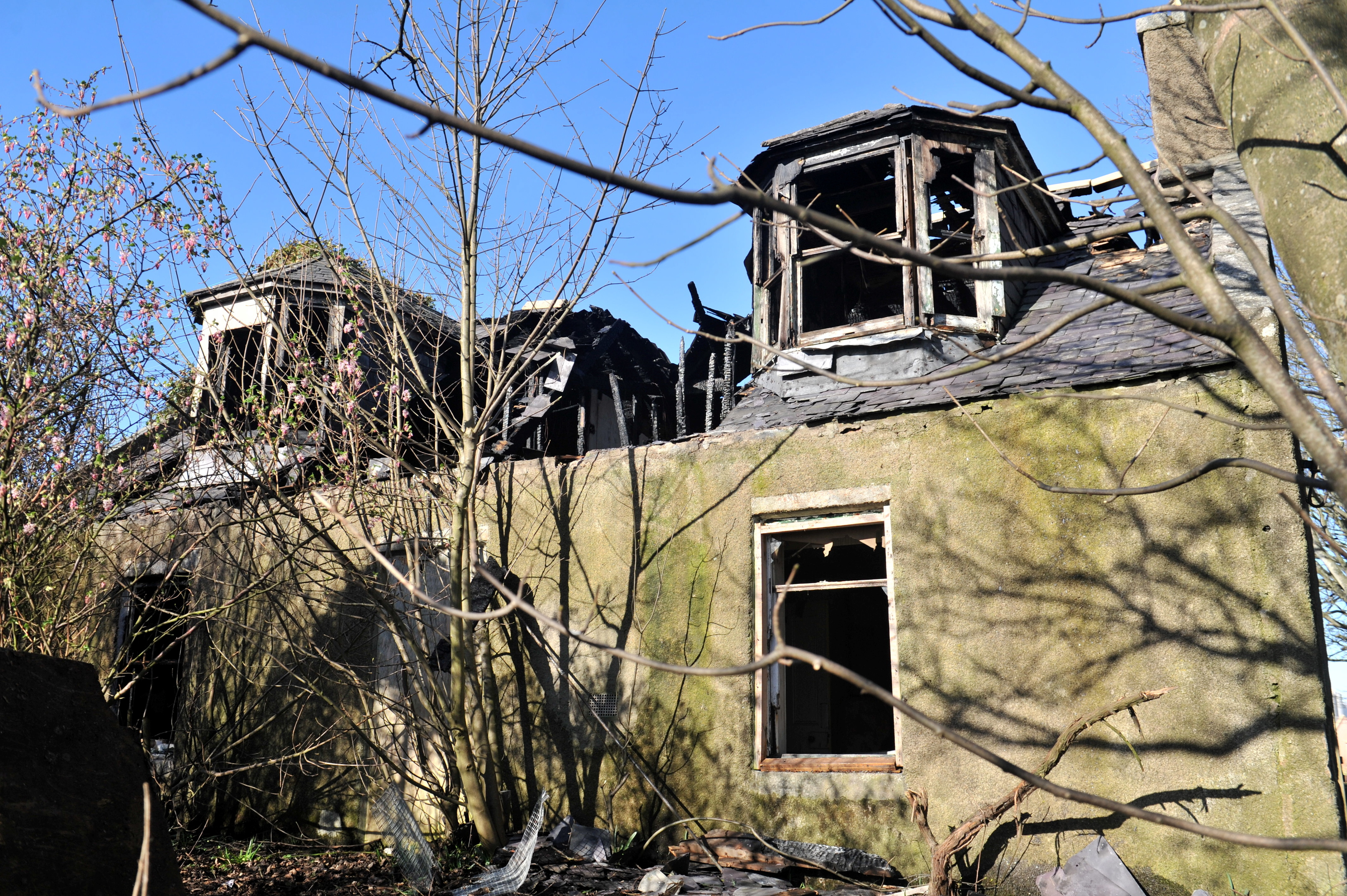 Loirston Mains has been hit by three fires this year.