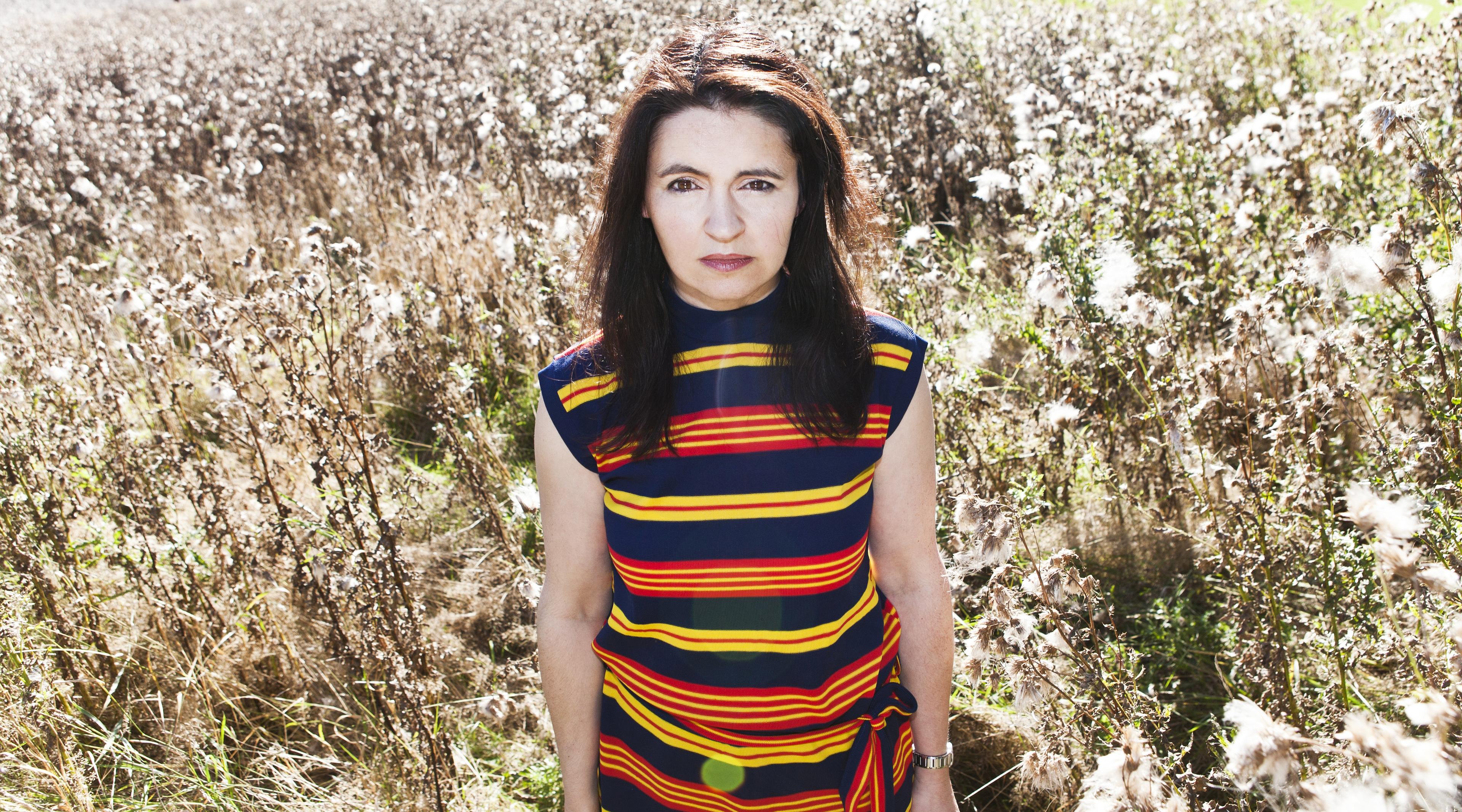 Singer Emma Pollock