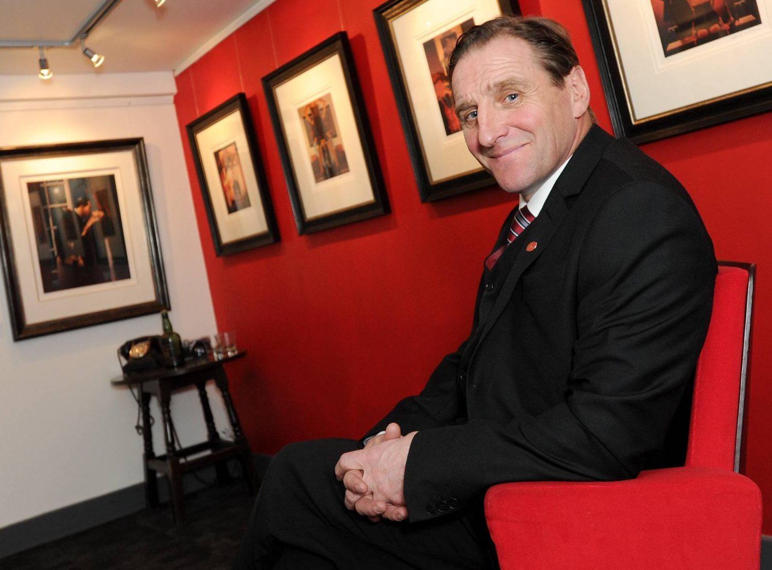 Tivoli Theatre managing director Brian Hendry.