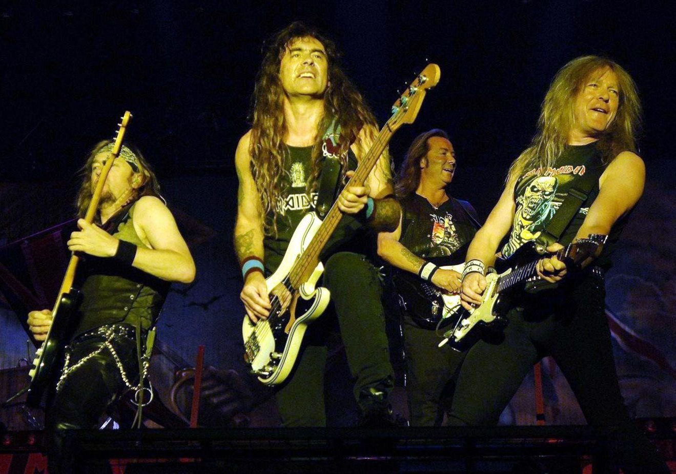 Iron Maiden  are set to play the AECC.