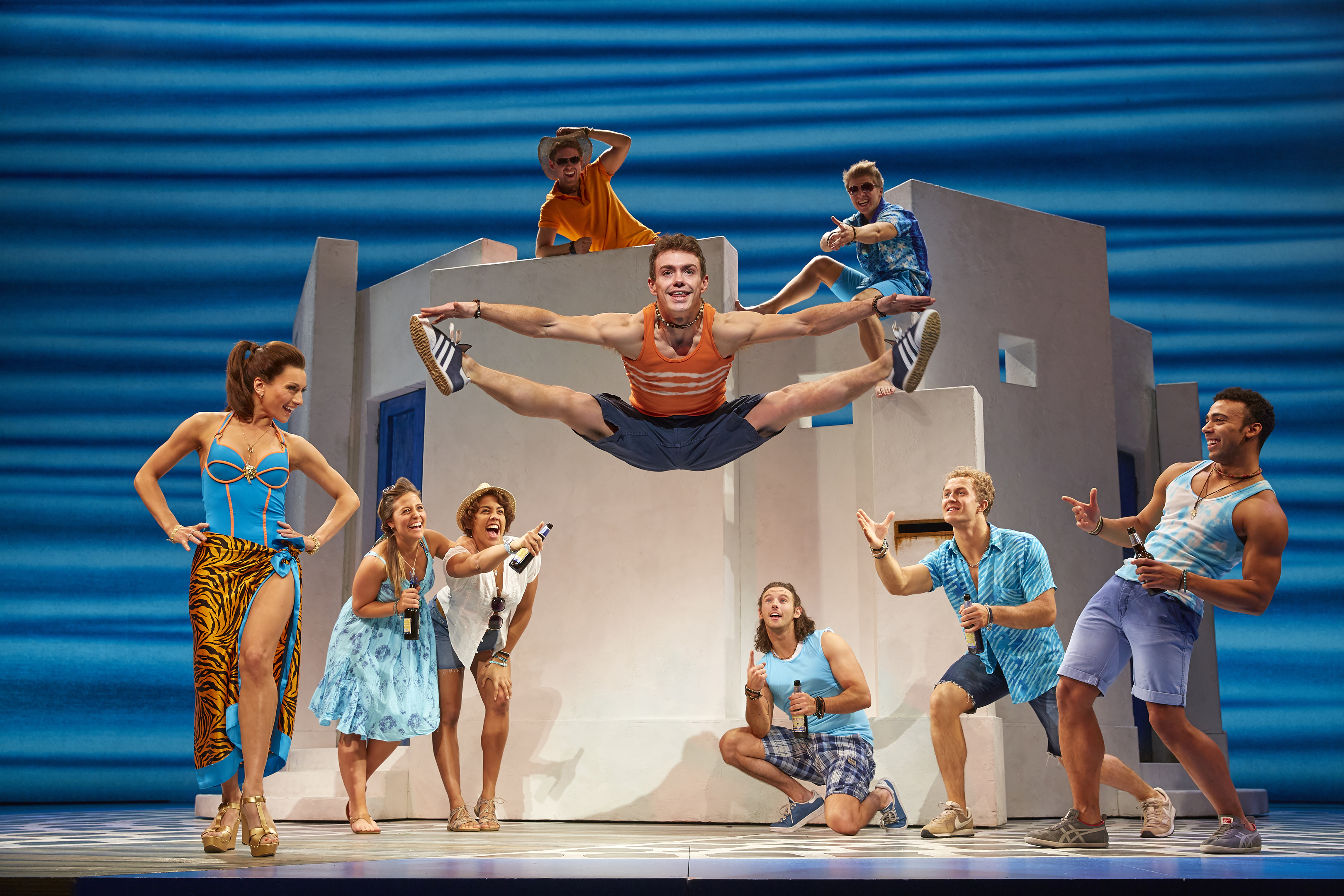 Mamma Mia is coming to His Majesty's Theatre, Aberdeeen.