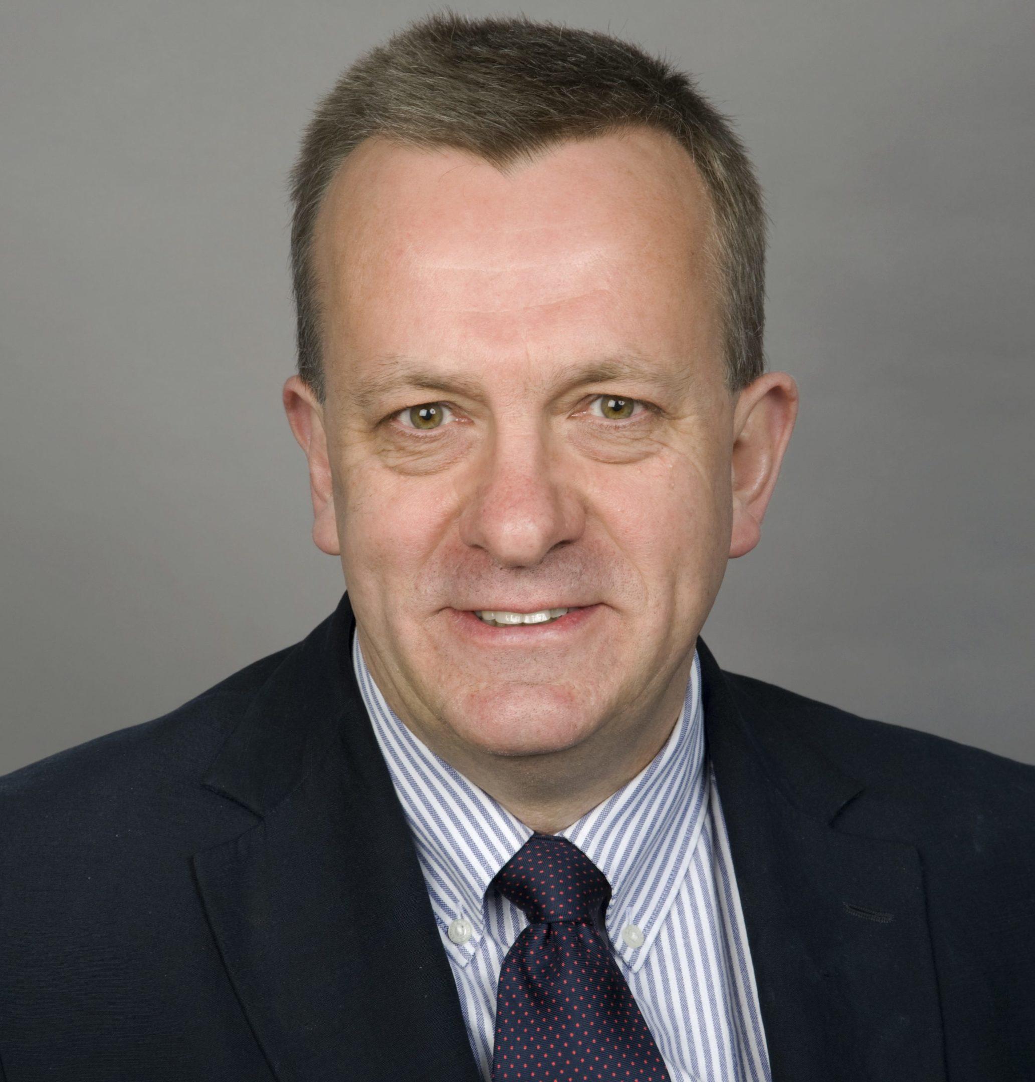 Councillor Bryan Stuart.
