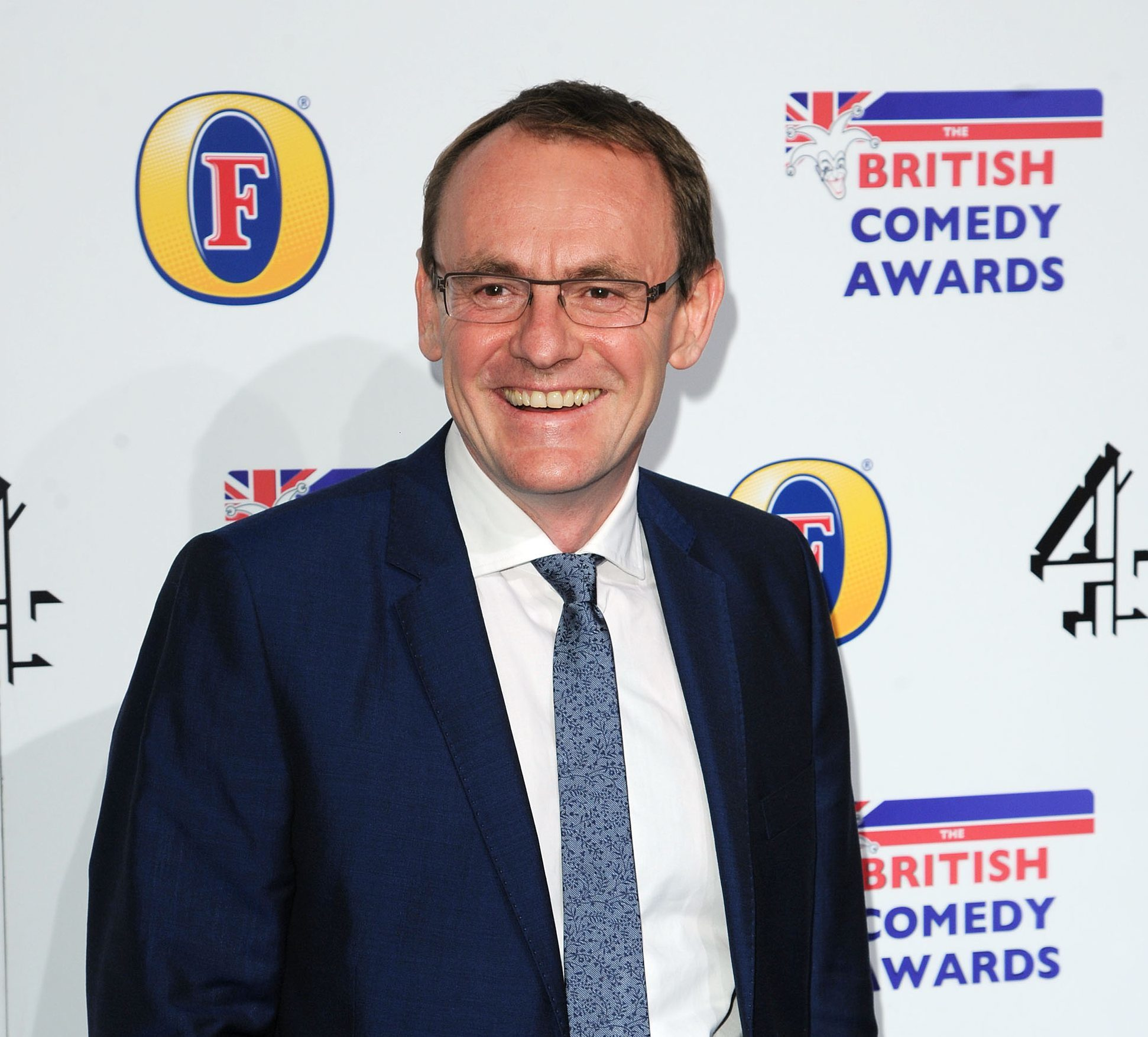 Comedian Sean Lock will play two gigs at His Majesty's Theatre.